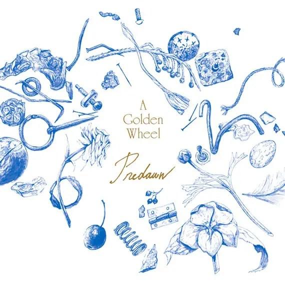Predawn さんの『A Golden Wheel』が2013年3月27日にリリースされます。