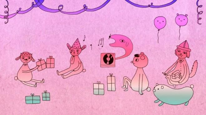 Alphabets Heaven『Birthday』ゆるキャラが怪しいミュージックビデオ