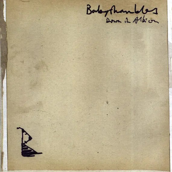 Babyshambles『Down In Albion』