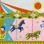 Lullatone(ララトーン)『SONGS THAT SPIN IN CIRCLES』可愛いーっ!!