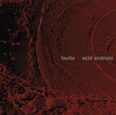 acid android「faults」 | ゴシック・ハードコアなのにスタイリッシュな1枚 (2003)