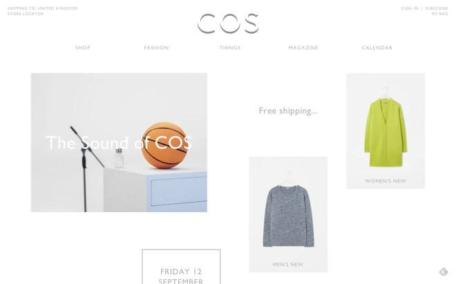 COS cosstores.com