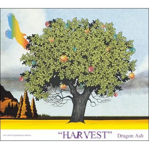 Dragon Ash - Harvest (2003) | FantasistaやCanvasなどの名曲収録の名盤