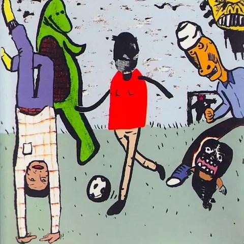 Hurtmold(ウルトモルド) | ブラジル発インスト・バンドのセルフタイトル作 (2007年作品)