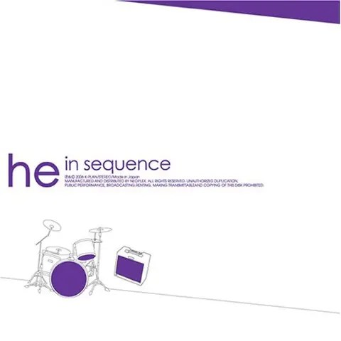 he - In Sequence | アニメ版BECKで起用のお洒落サウンド (2006)