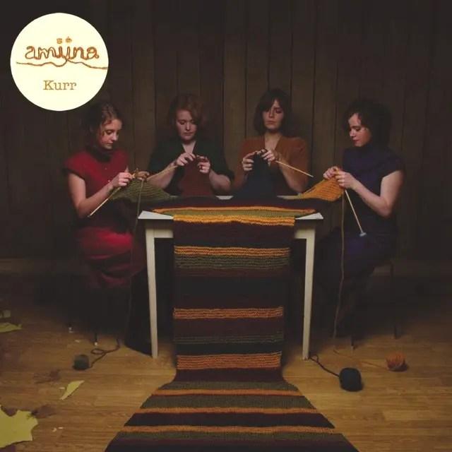 Amiina / Kurr | シガーロスと同郷アイスランドの静寂で美しい音楽 (2007)