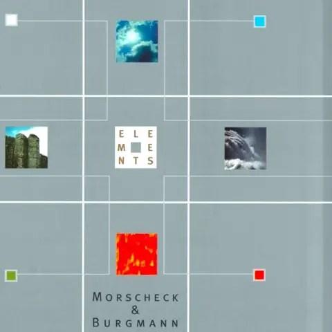 Morscheck and Burgmann / Elements | 透き通るほど綺麗なツイン・エレアコ・ギター (1998)