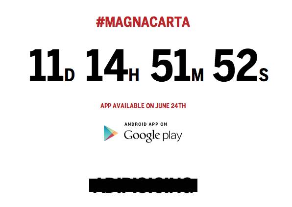 JAY-Z 新作「Magna Carta Holy Grail」7月4日リリースをTVCMで発表