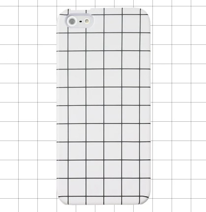 Kate Spade Saturday IPHONE 5 CASE IN WINDOWPANE