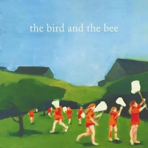 可愛いキュートなインディーポップ   The Bird and The Bee - The Bird and The Bee (2007)