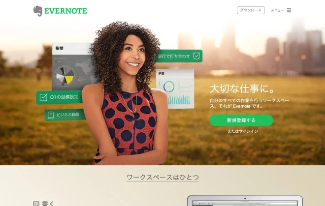 Evernote 2014 SUmmer