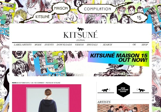 Kitsune Journal