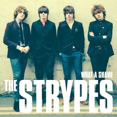 2013年代表の大型新人ザ・ストライプスのシングル『What a Shame』