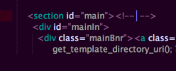 Command + Alt + / (空のコメントアウトを挿入)