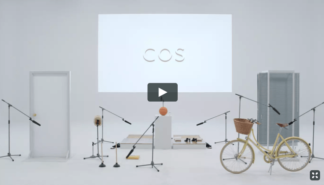 The Sound of COS