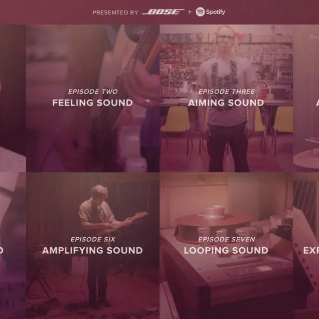 Bose Art of Sound