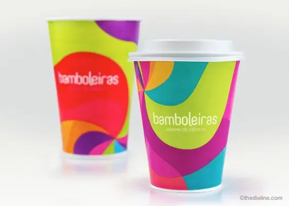 Bamboleiras Package Design