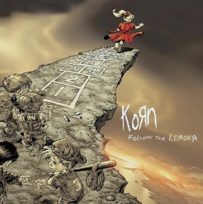 KORN(コーン)3作目『Follow The Leader』(1998年発表作品)