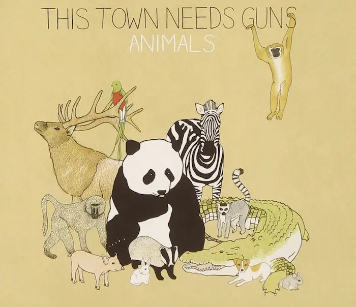 This Town Needs Guns - Animals (2009)
