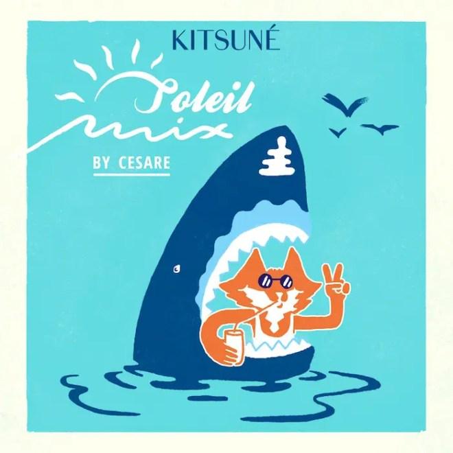 KitsunéSoleil Mix By Cesare