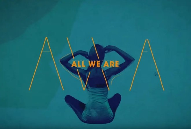 All We Are - I Wear You