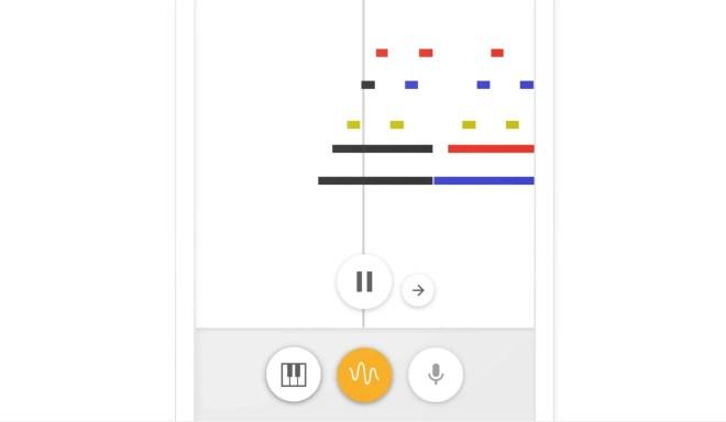 落書きが音楽を演奏!? Googleが提案する新体験