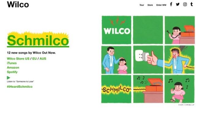 ウィルコ公式サイト http://wilcoworld.net/