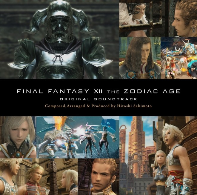 FINAL FANTASY XII THE ZODIAC AGE Original Soundtrack