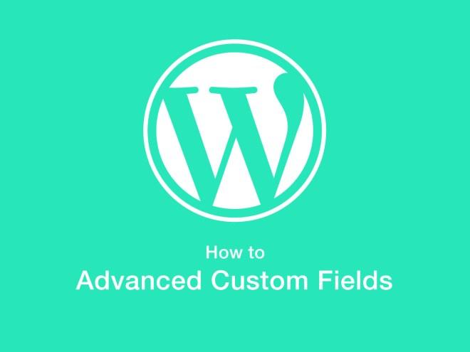 Advanced Custom Fields 別投稿のフィールド値を取得し表示・条件分岐する