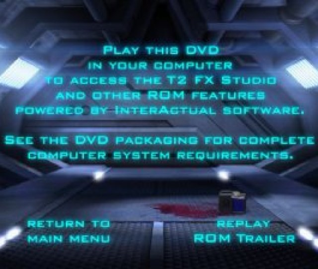 Once You Pick The High Definition Option On The Main Menu The Disc Moves To The Next Menu Which Depends On Whether Your System Is Set Up To Play The Hd