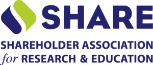 Shareholder Association for Research & Education Logo