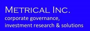 Metrical Inc Logo