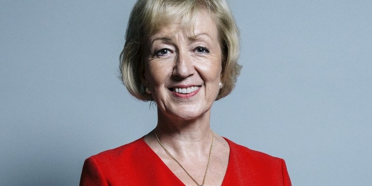 Andrea Leadsom leader of the House of Commons