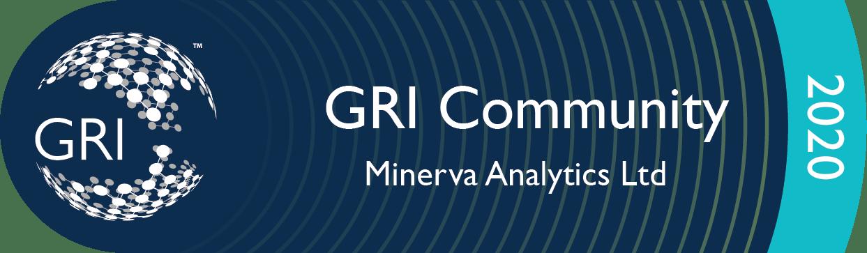 Minerva Analytics Ltd joined GRI – Global Reporting Initiative
