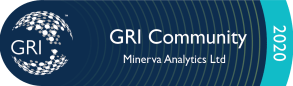 Minerva Analytics Ltd joined GRI – Global Reporting Initiative