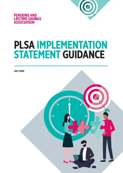 Minerva welcomes PLSA's implementation Statement Guidance