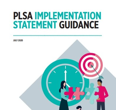 Minerva welcomes PLSA's implementation Statement Guidance