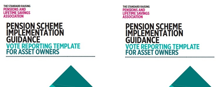 PLSA publishes Implementation Statement reporting templates