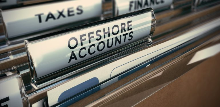 Offshore Accounts, Taxes