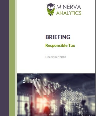 Minerva Briefing: Tax Secrecy 2018