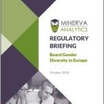 Regulatory Breifing: Board Gender Diversity in Europe