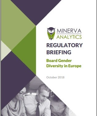 Regulatory Breifing: Board Gender Diversity in Europe