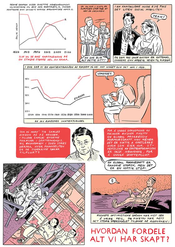 Fordeling av rikdom 5