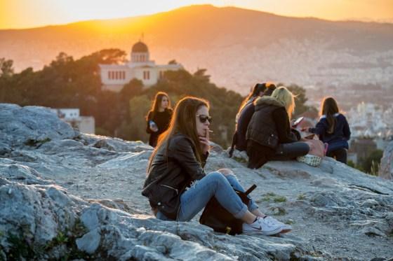 Rundt halvparten av gresk ungdom er i dag uten jobb. Foto: Flickr/commons