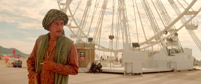 Regissør Miguel Gomes i en liten rolle i sin egen film «Tusen og en natt».