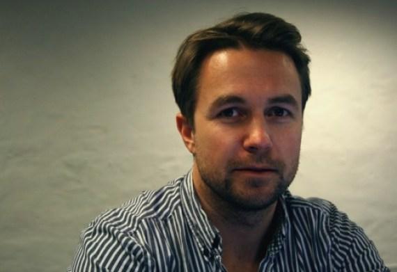 Journalist og forfatter Eirik Vold. Foto: La Radio del Sur