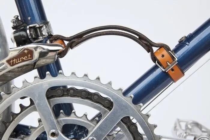 Bicycle Frame Handle