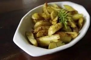 Aardappelen platte buik