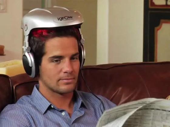 iGrow Helmet