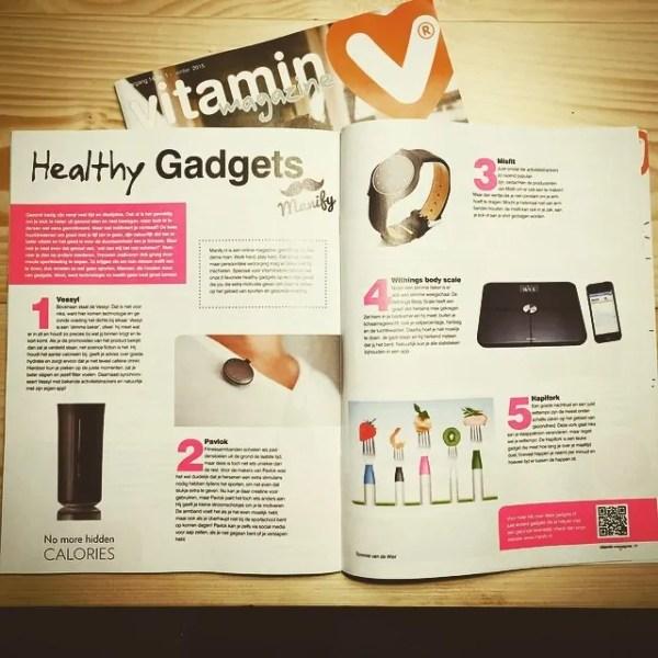 Vitamin Store Manify